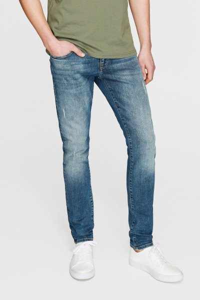 Mavi Erkek James Deep Amsterdam Comfort Denim Pantolon 0042419752