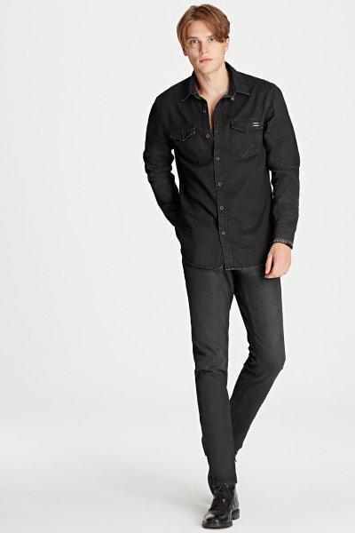 Mavi James Asfalt Antrasit Black Pro Jeans 0042431038