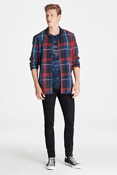 Mavi Leo Black Berlin Jeans 0076223313