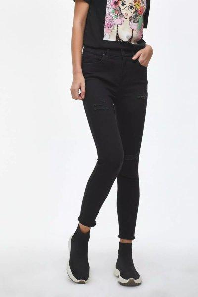 Ltb Tanya X Fringe jeans 01009512691457552684
