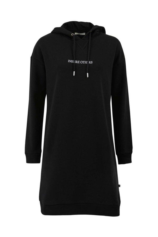 Badepı Uzun Sweatshirt