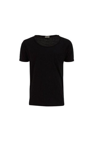 Noble Cep Detaylı Basic Tişört 012218450660890000