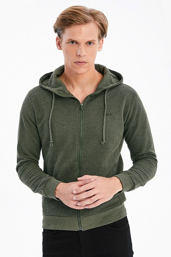Danıka Fermuarlı Sweatshirt 0122186165613000000