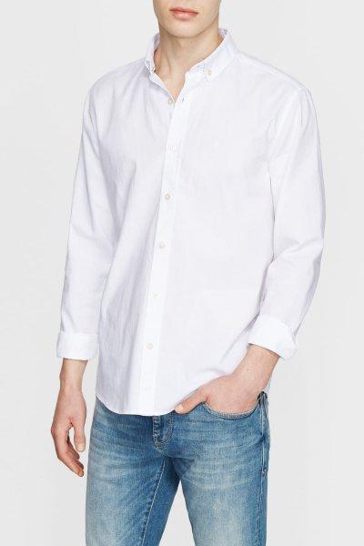 Mavi Erkek  Cepsiz Gömlek Beyaz 020033-620