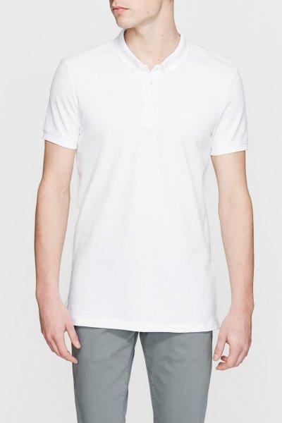 Mavi Erkek Polo Tişört Beyaz 063247-27879