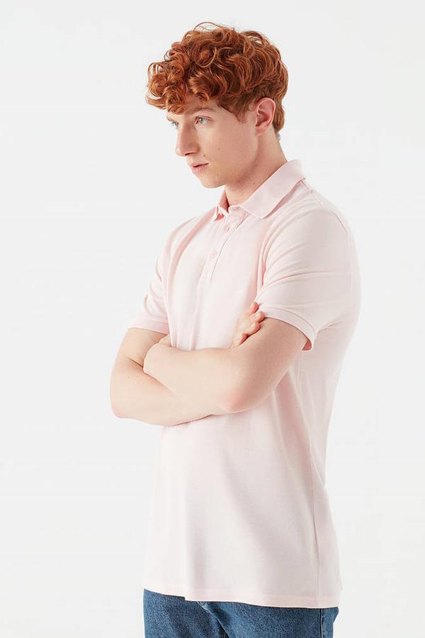 Polo Tişört Leylak