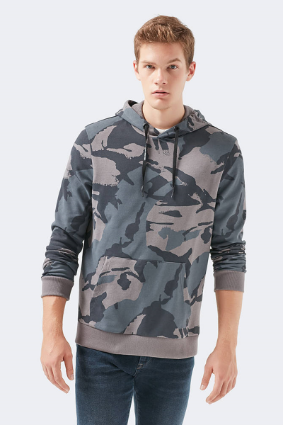BASKILI SWEATSHIRT gri