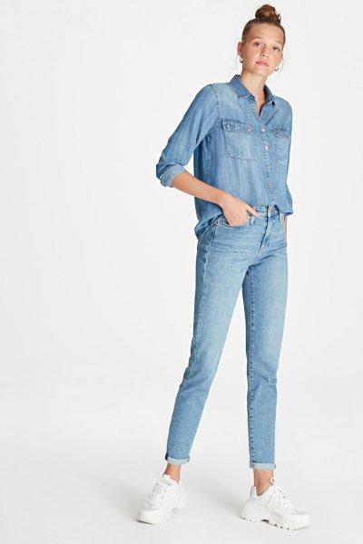 Mavi Cındy İndigo 90's Jeans 100277-26804