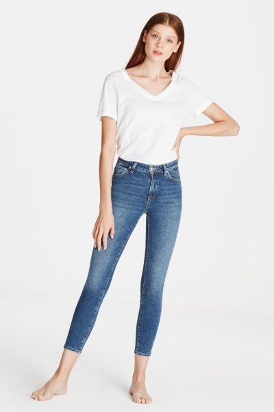 Mavi Tess Deep 90's Gold Icon Jeans 100328-30792