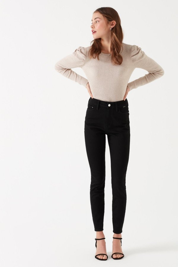 Mavi Serenay Double Black Gold Jeans 100980-29643