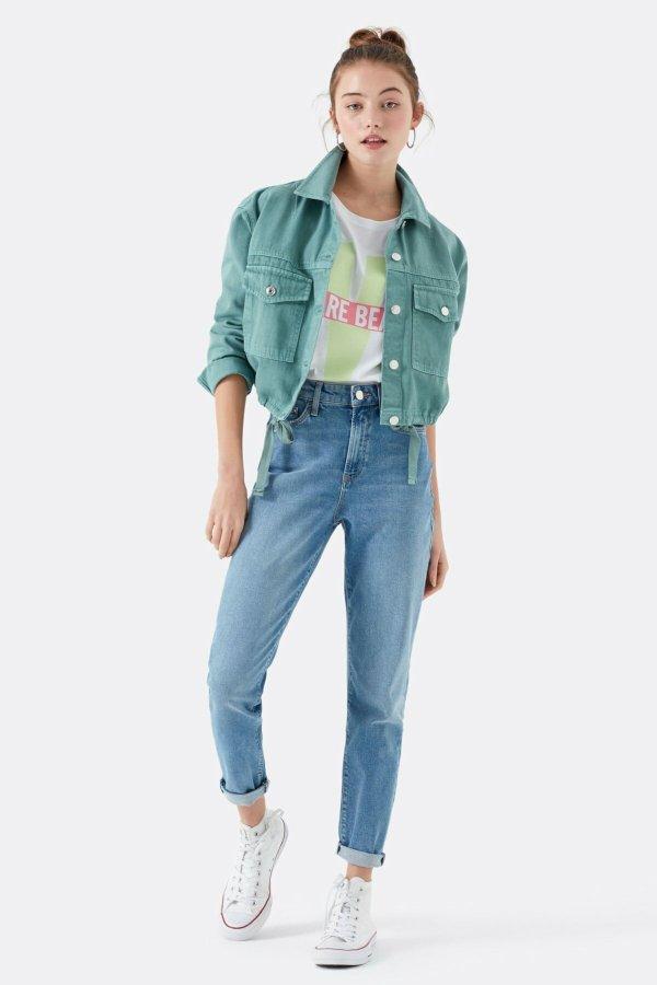 Mavi Star Lt Indıgo Blue Gold Jeans 101077-30623