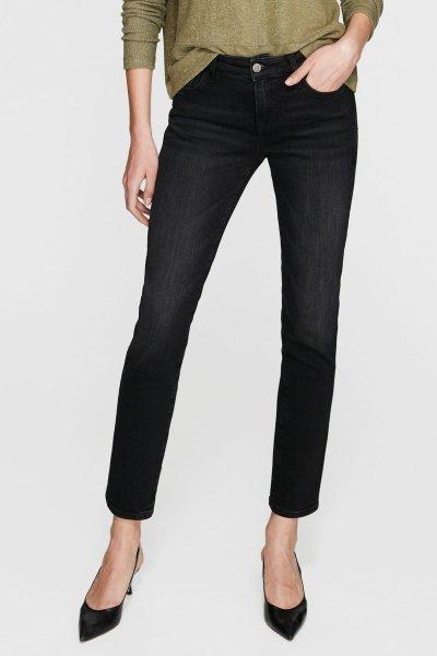 Mavi Kadın Ada Smoke Vintage Jean Pantolon 1020524752