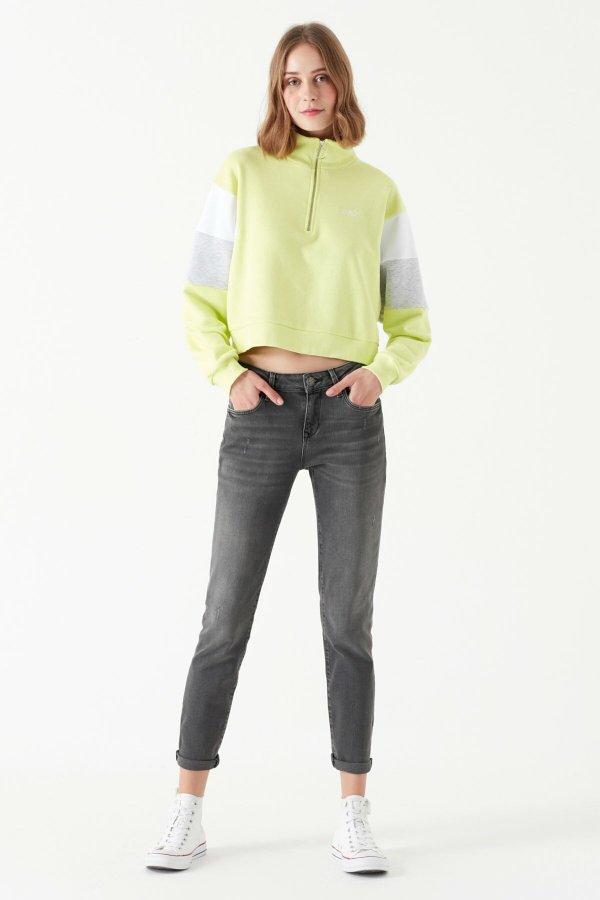Mavi Ada Smoke Ripped Jeans 1020531065