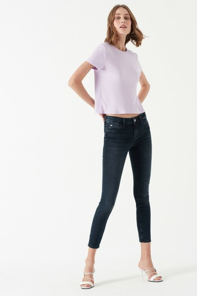 Mavi Adrıana Ankle İnk Glam Jeans 1072928053