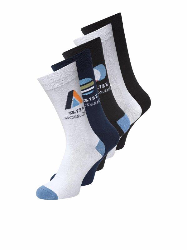Jaclife Style 5'li Çorap 12194958