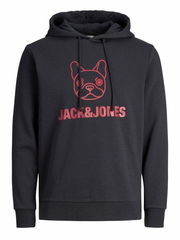 Jcoker Baskılı Kapüşonlu Sweatshirt 12201854