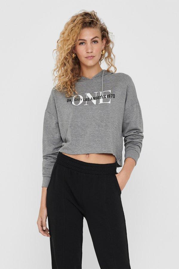 Onlmıla Crop Sweatshirt 15214951