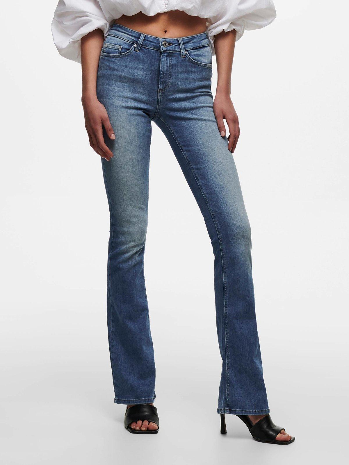 Onlblush Bol Paça Jeans 15223514