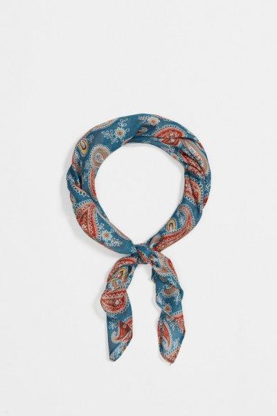 Mavi Kadın Bandana Denizci Mavi 195208-25774