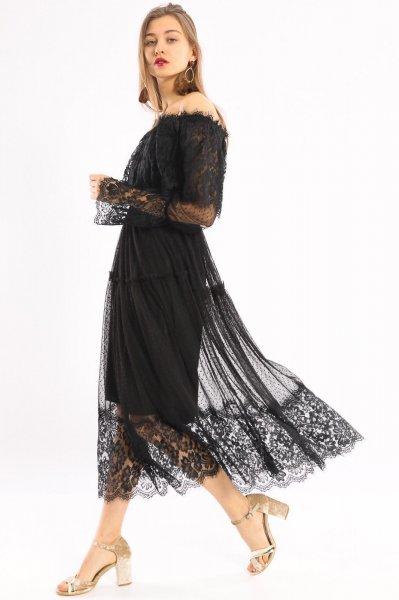 Machek Kadın Elbise 5380