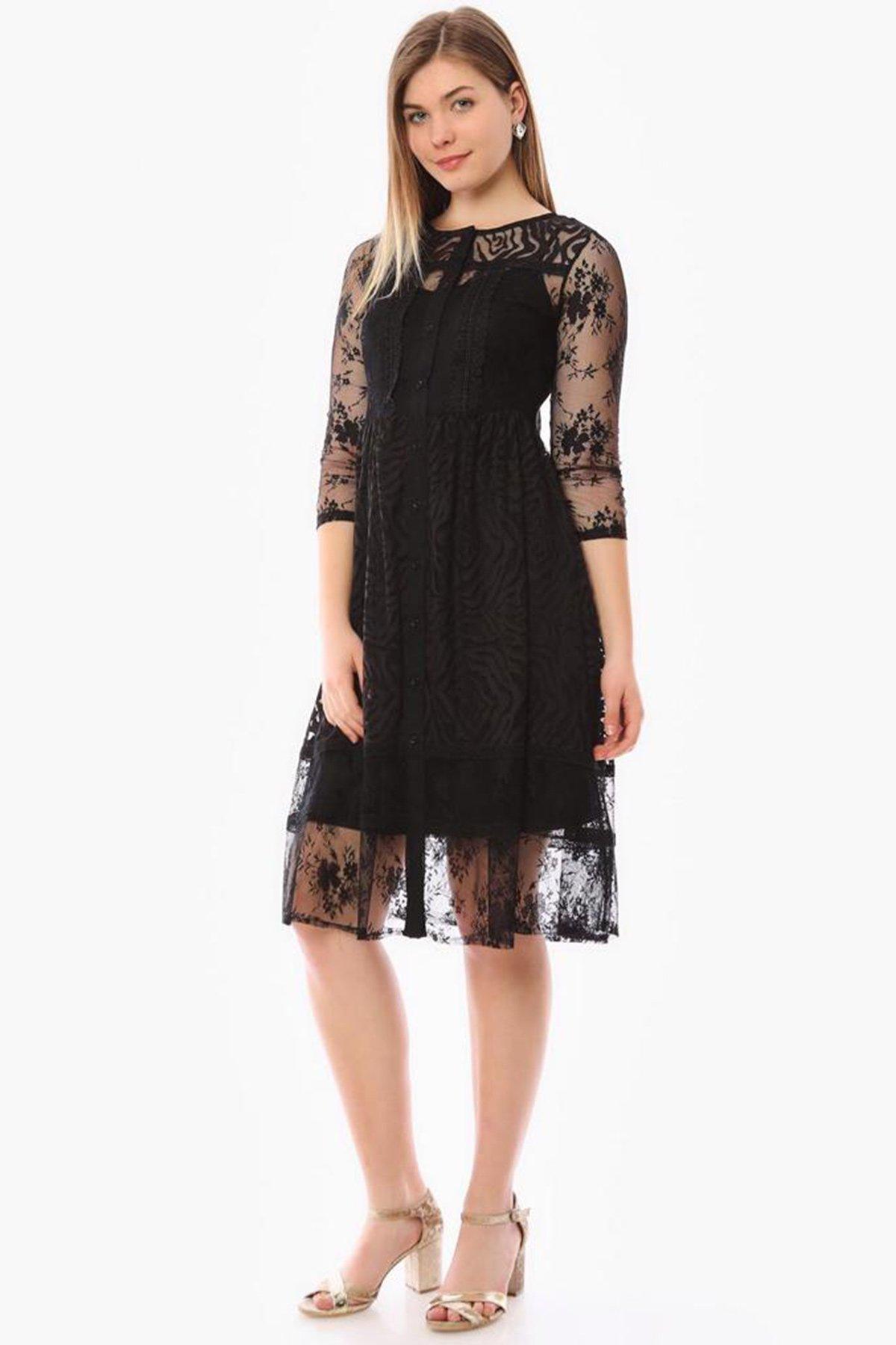 Machek Kadın  Elbise 5404