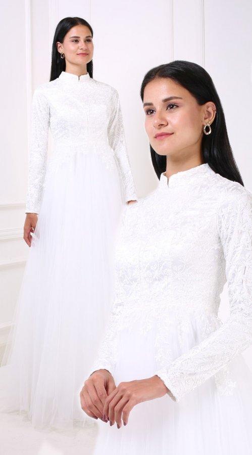 Fistan Abiye Elbise 6439