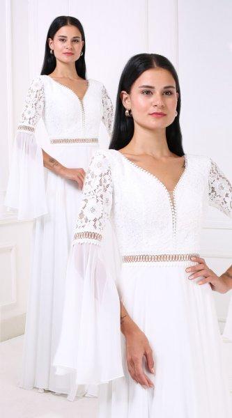 Fistan Abiye Elbise 6946